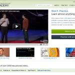 Weekend Website #64: Khan Academy