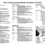 USNA Commissioning Week