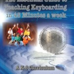 Now Available: K-8 Keyboard Curriculum