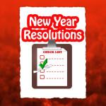 2013, I Resolve…