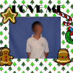 HOLIDAY ME PIC--obscured